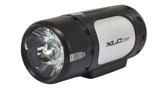 XLC Comp CL-F12 Cykellygter Cupid 1W grå/hvid